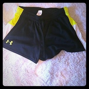 Under Armor Youth Shorts